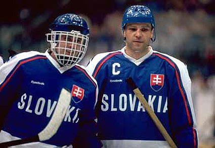Peter Stastny Slovakia