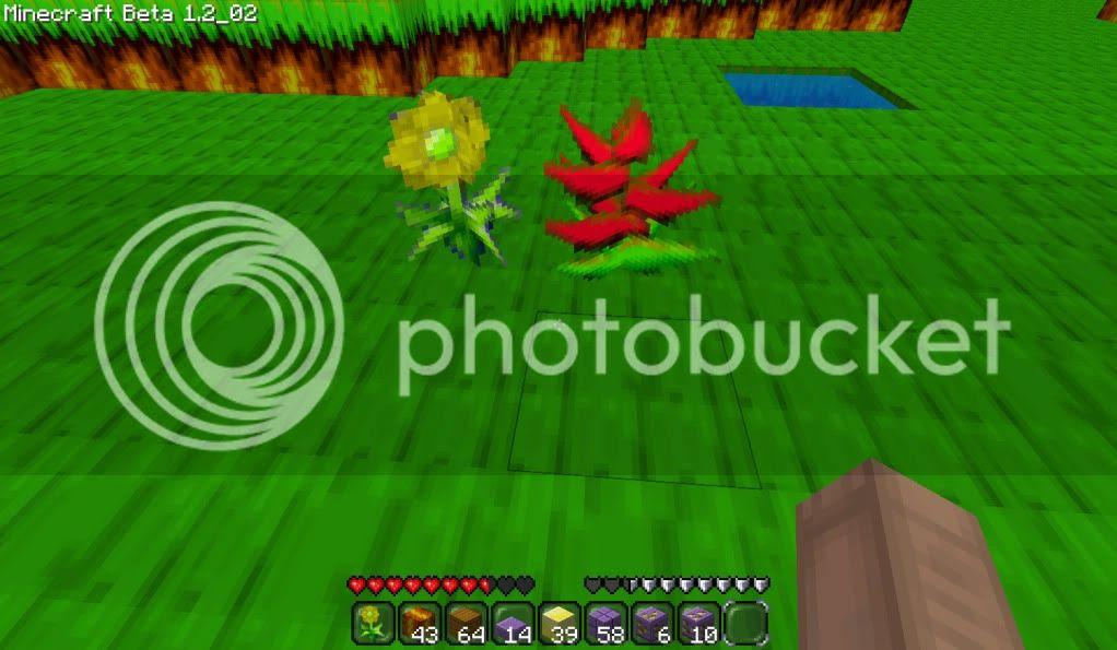 Minecraft Bedrock Resource Pack Template - Muat Turun 5