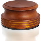 TunePhonik Wooden Record Weight Stabilizer for Vibration Dampening