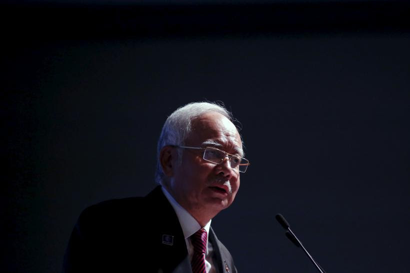 Malaysias Najib Razak Cancels Speech At AntiCorruption Event Amid Bribery Allegations, Protests
