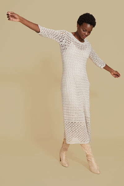 Drury Lane Dress (Crochet)