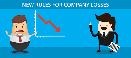Corporation tax - New corporation tax losses relief rules