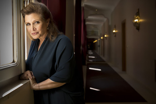 Remembering Carrie Fisher: Princess, General, Badass