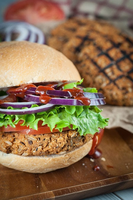Oh So Good Veggie Burgers! Even for Meat Lovers! | Photos & Food