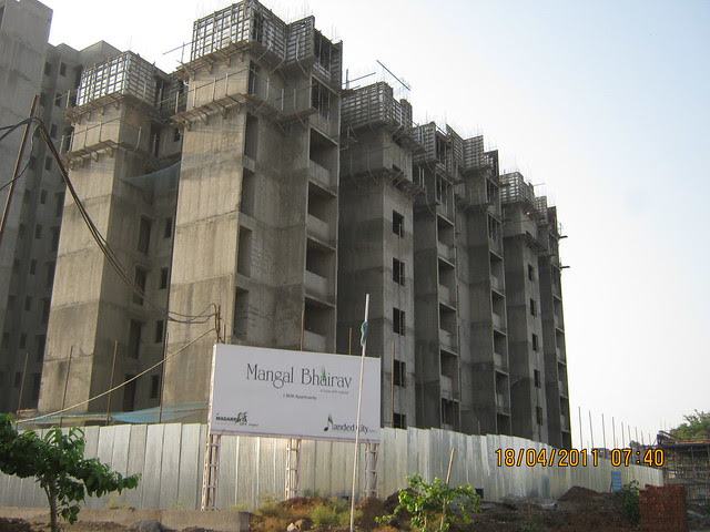 Mangal Bhairav - 1 BHK Flats - Visit to Nanded City Pune on Sinhagad Road