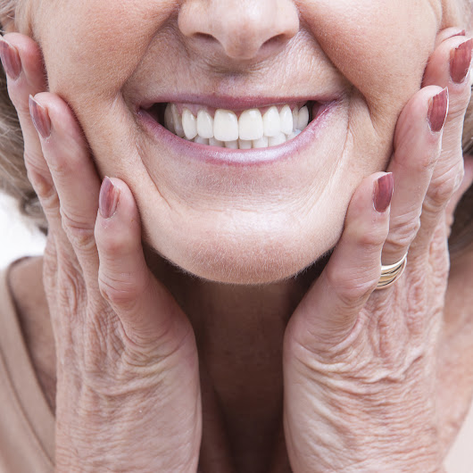 Proper care of your dentures