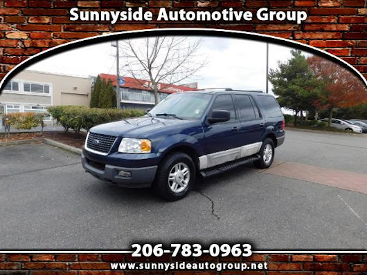 Used 2003 Ford Expedition XLT Value 4.6L 4WD for Sale in Seattle WA 98133 Sunnyside Automotive Group