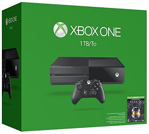 Xbox One 1TB Console Photo