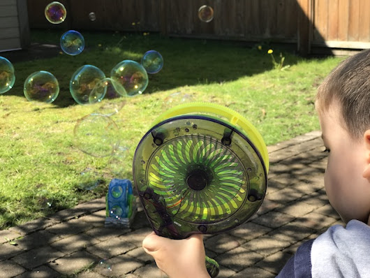 Gazillion Bubbles Giant Giveaway
