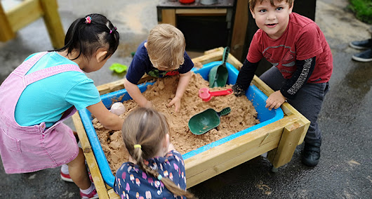 How Outdoor Play Can Prepare Your Child For Nursery School
