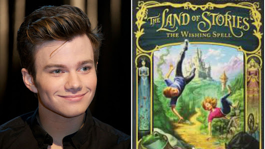 "Chris Colfer's Fantasy Novels, ""The Land Of Stories,"" Being Turned Into Movie"
