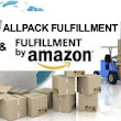 Fulfillment By Amazon | Ecommerce Fulfillment | Allpack Fulfillment