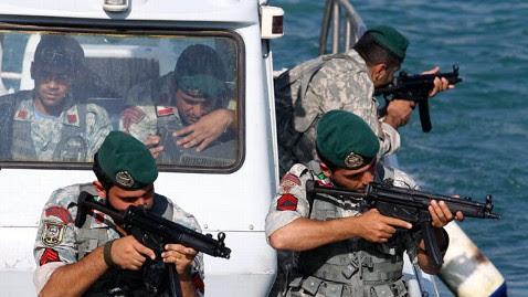 Iran: Plan To Close Strait of Hormuz Finalized ap Strait Hormuz iran nt 111229 wblog