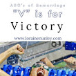 """V"" is for Victory – Loraine D. Nunley, Author"