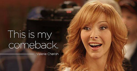 The Comeback: Valerie Cherish is returning to HBO!