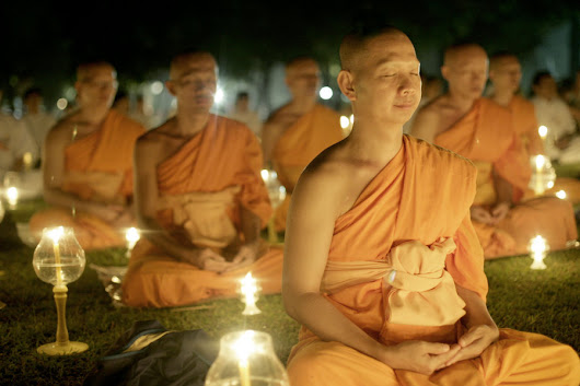 Harvard Has a Free Online Course on Buddhism That You Can Take Right Now