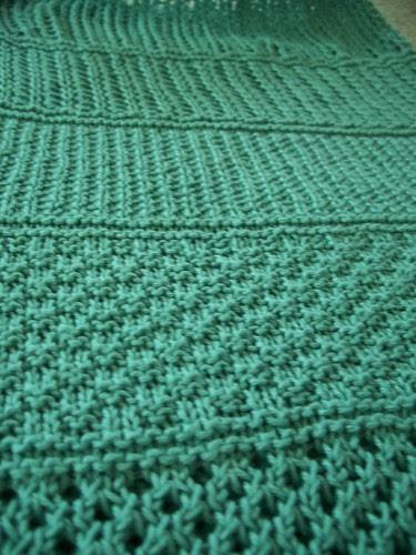 close up of stitch patterns