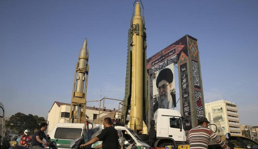 Bάσεις των ΗΠΑ και αεροπλανοφόρα βρίσκονται εντός της εμβέλειας ιρανικών πυραύλων