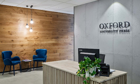 Oxford University Press - Office Fitout Melbourne | Evoke Projects