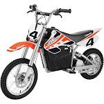 Razor MX650 Dirt Rocket High-Torque Electric Motocross Dirt Bike, 17 MPH, Orange by VM Express