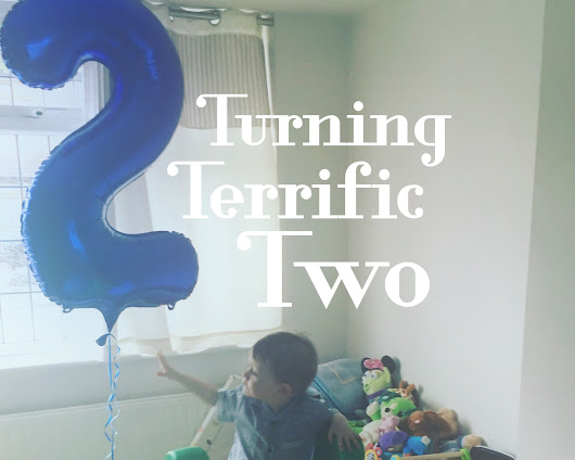 Turning Terrific Two - All Things Spliced