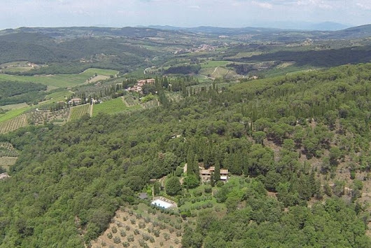 Charitybuzz: Spend October 22 - 29 in Villa in Chianti - Lot 1016963