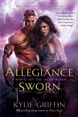 Allegiance Sworn (The Light Blade, #3)
