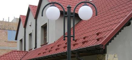 Lampy Ogrodowe Latarnie Stojące Niskie Wysokie Producent Lampion