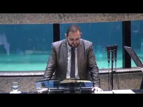 ADSA Brasil - Santa Ceia 06-08-17 com Pastor Galdino Junior
