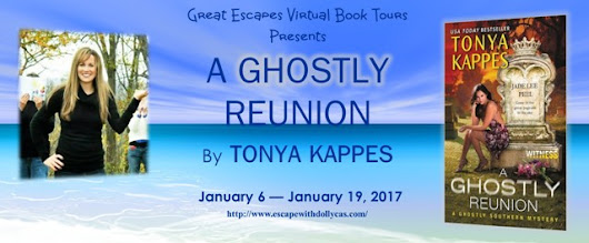 BOOK SPOTLIGHT:  A Ghostly Reunion by Tonya Kappes + CONTEST!