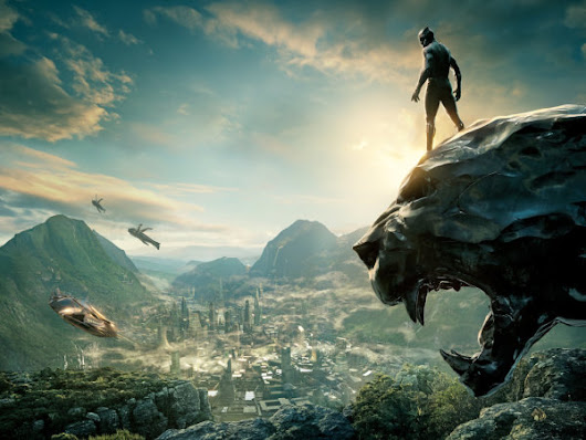 Black Panther is the Transhumanist Future We Need
