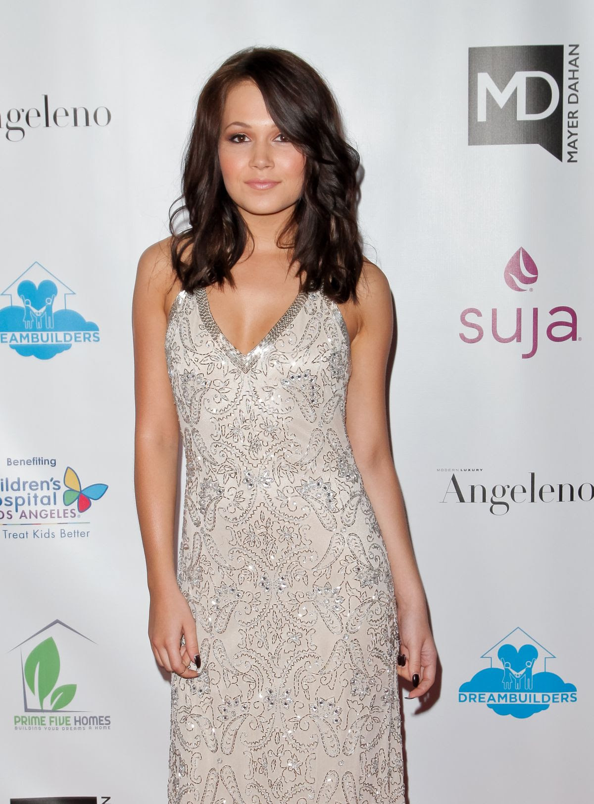 KELLI BERGLUND at The Art of Friendship Benefit Photoauction in West Hollywood 03/03/2016
