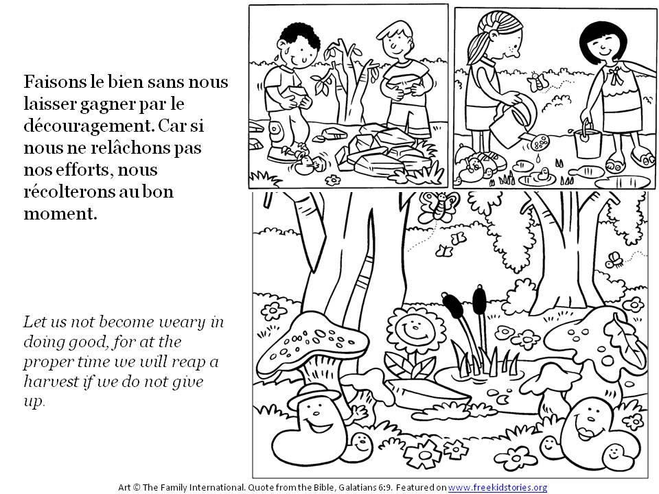 Histoires Bilingues Pour Les Enfants Freekidstories