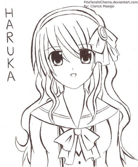 anime girl hairstyles drawings hairstyle  women man