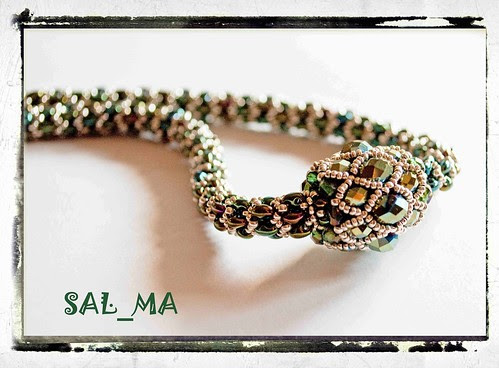 Collar Spirale Lana by SAL_MA