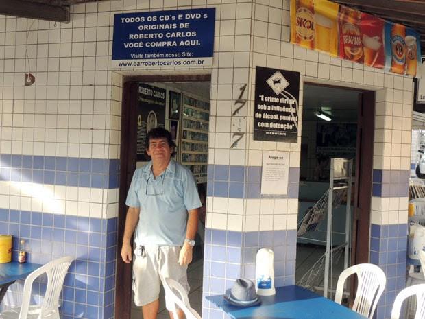 Bar funciona desde 1992 na avenida Amintas Barros, em Natal (Foto: Felipe Gibson/G1)