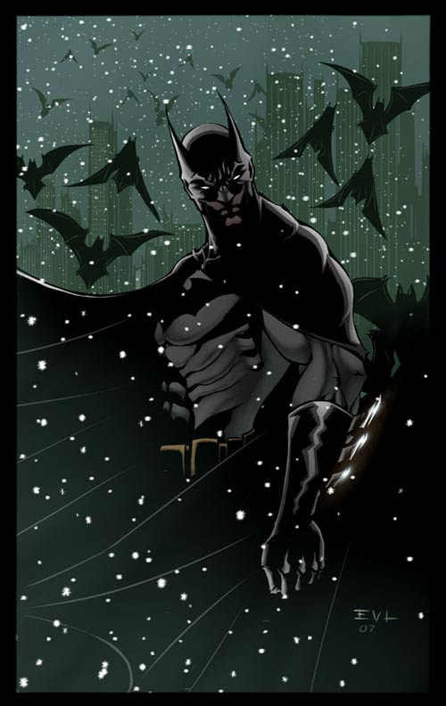 Batman Returns by Erik VonLehmann