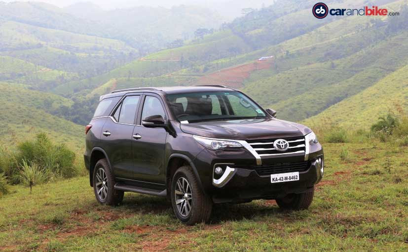 2016 Toyota Fortuner: All You Need To Know - NDTV CarAndBike