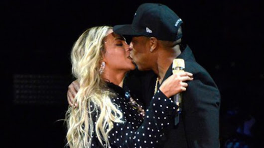 Beyonce and Jay Z's 6 Sweetest Couple Moments