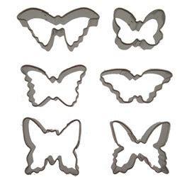 Mini Butterflies Cookie Cutter Set   RM 1992B   Country