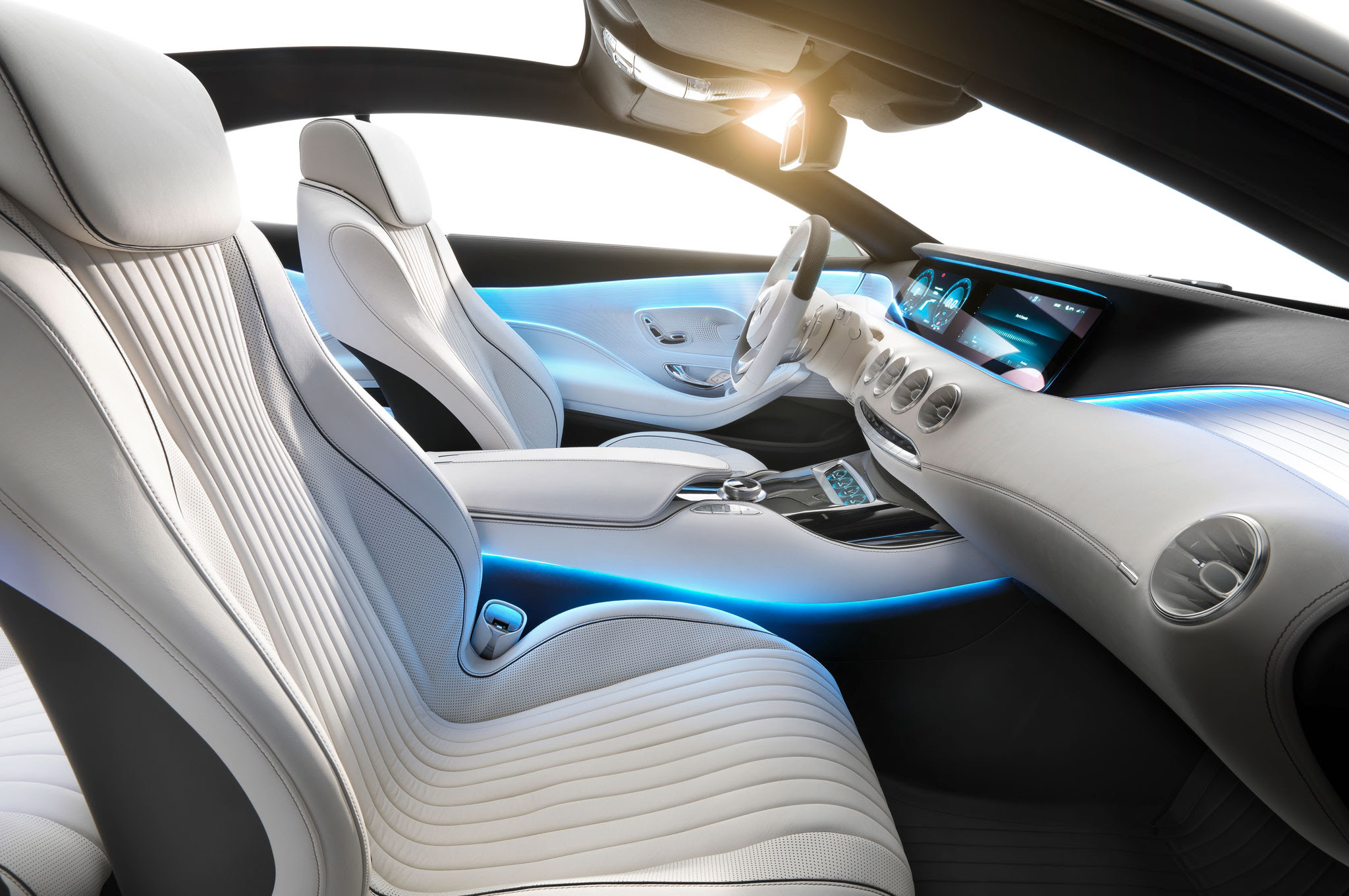 Mercedes-Benz Concept S-Class Coupe First Look ...