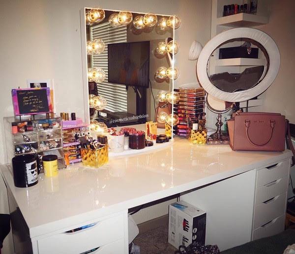 Impressions Vanity Hollywood Glow Vanity Mirror