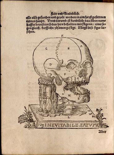 Skull Sundial