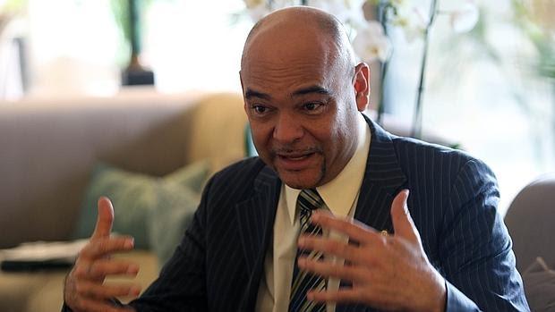 El diputado venezolano Julio Montoya , miembro de la Comisión de Contraloría de la Asamblea Nacional