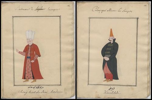 Turkish Costumes f