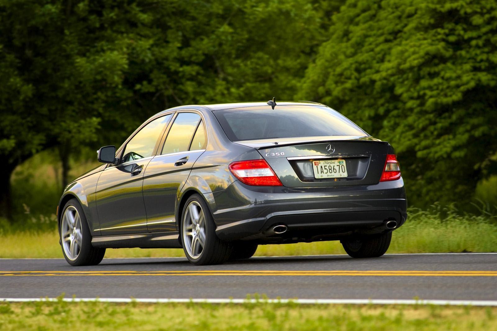 2009 Mercedes-Benz C-Class Images. Photo mercedes-Benz_C ...