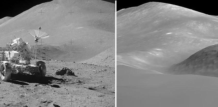 Японцы так и не смогли обнаружить Аполлоны на Луне!