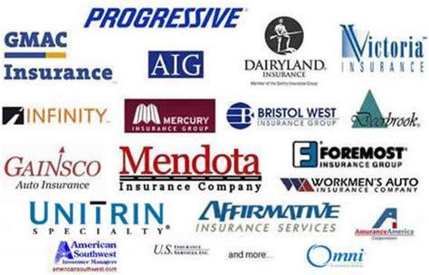 Top 10 Auto Insurance Companies in California