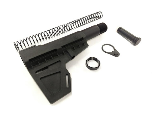 KAK SHOCKWAVE BLADE AR15 PISTOL KIT W/ AXC TACTICAL PARTS | $89.95
