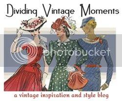 Dividing Vintage Moments